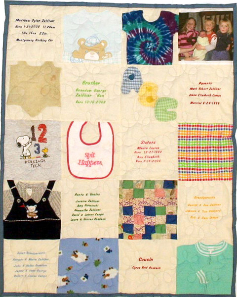 C&us Quilt Co - T-shirt Memory Quilt : campus quilts coupon - Adamdwight.com